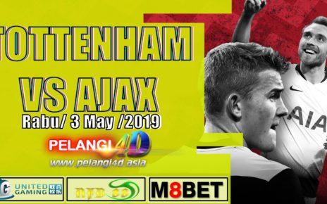 Prediksi Tottenham vs Ajax Amsterdam