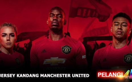 Jersey Kandang Manchester United