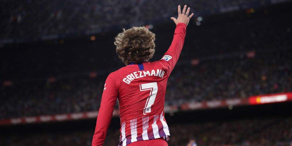 Rencana Atletico Madrid Jika Dapat Uang Hasil Penjualan Antoine Griezmann