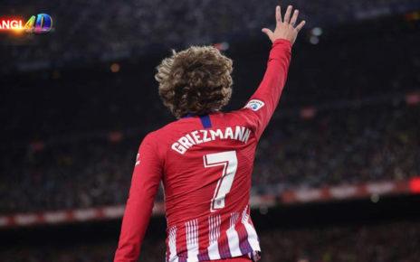 Bukan Barcelona, Ini Klub Baru Antoine Griezmann