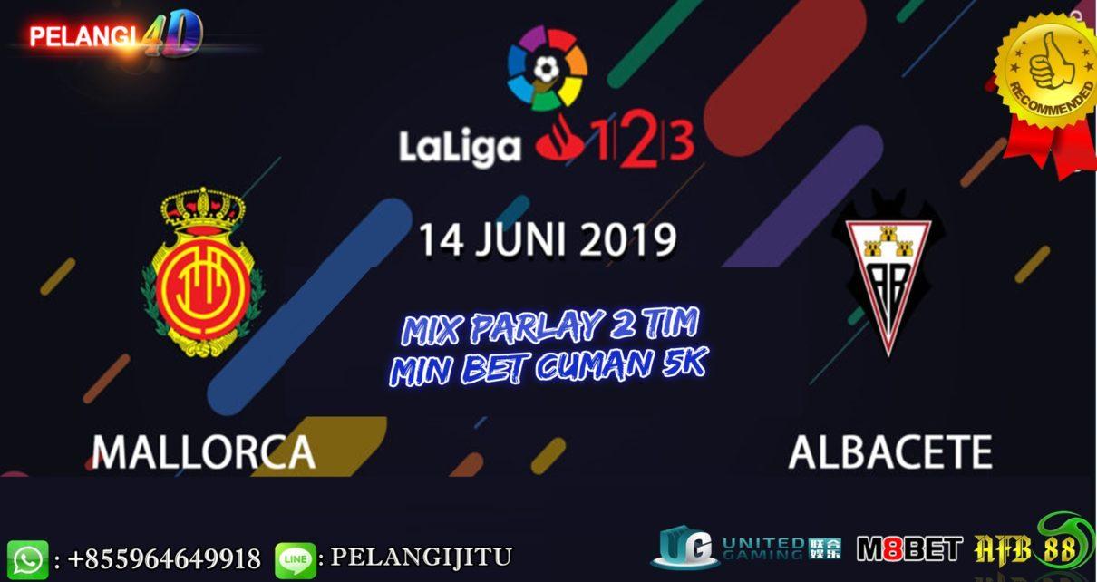 Mallorca vs Albacete