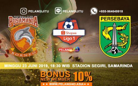 Borneo FC Vs Persebaya Surabaya Prediksi Shopee Liga 1