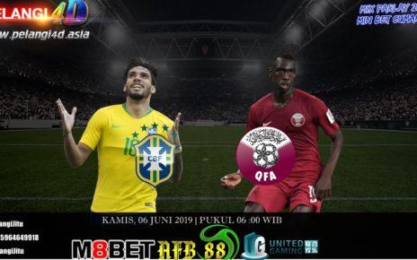 Prediksi Brazil vs Qatar 6 Juni 2019