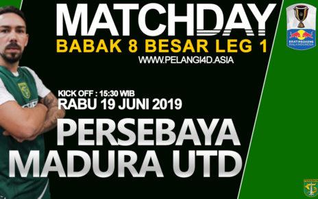 Prediksi Liga 1 Shopee Persebaya Vs Madura United