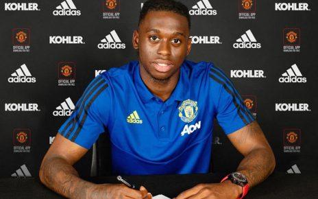 Manchester United Resmi Umumkan Transfer Aaron Wan-Bissaka