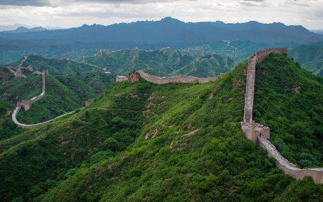Pakai 'Semen' Ketan, 7 Fakta Unik Tembok China yang Jarang Diketahui