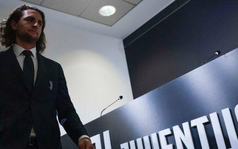 Adrien Rabiot Pilih Juventus karena Pengaruh Gigi Buffon