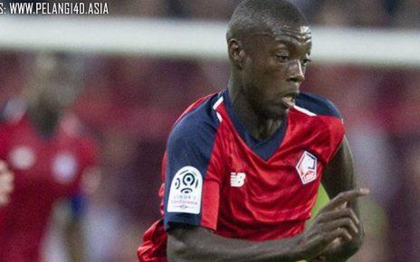 Merapat ke Arsenal, Nicolas Pepe Dapat Pujian dari Unai Emery