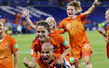 Belanda Jumpa AS di Final Piala Dunia Wanita 2019