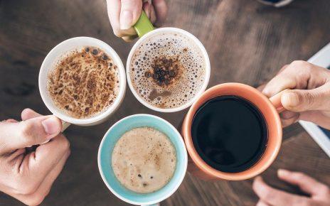 Cara Aman Minum Kopi Agar Tak Ganggu Kesehatan