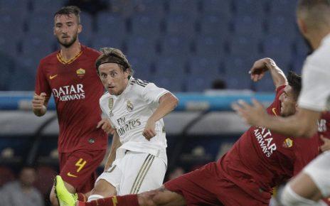 Tim Spanyol Terburuk dalam Pramusim: Real Madrid