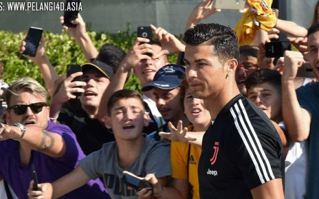 Cristiano Ronaldo Absen di Laga Pramusim Terakhir Juventus