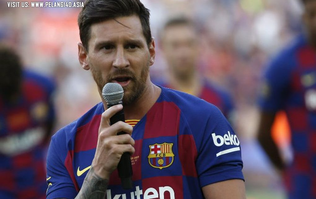 Barcelona vs Real Betis, Teka-teki Lionel Messi