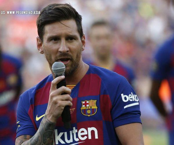 Barcelona vs Real Betis, Teka-teki Lionel Messi