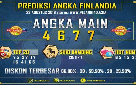 PREDIKSI TOGEL FINLANDIA POOLS 24 AGUSTUS 2019