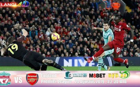 Liverpool vs Arsenal Prediksi dan Spekulasi