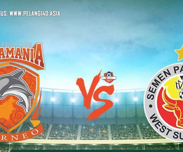 Prediksi Borneo FC vs Semen Padang 24 Agustus 2019