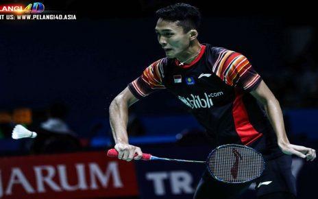 Hasil Kejuaraan Dunia 2019, Jonatan Christie Susul Anthony Ginting