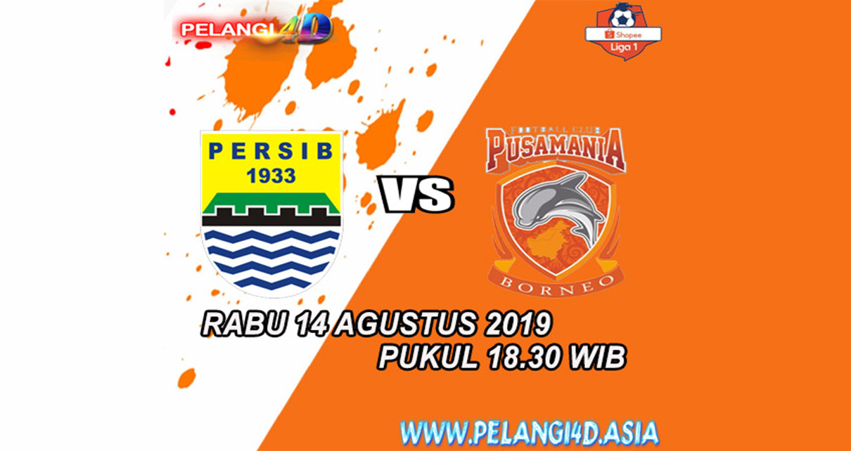Duel Antarlini Persib Vs Borneo FC: Siapa Bakal Tajam di Bandung?