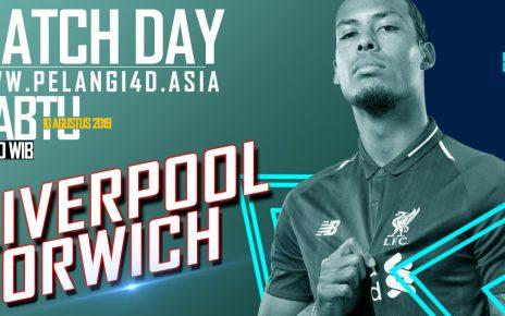 Prediksi Liverpool vs Norwich 10 Agustus 2019