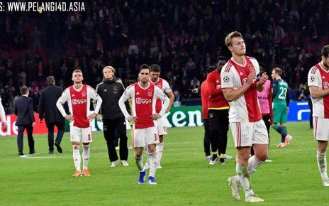 Nasib Ajax Amsterdam: Musim Hebat Berujung Eksodus Pemain