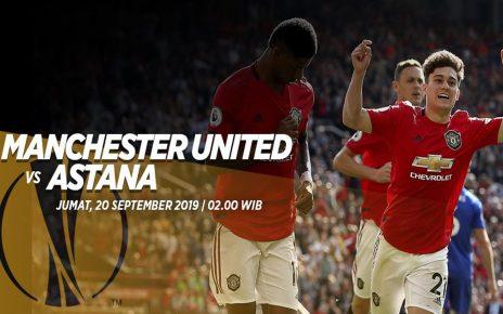 Manchester United vs Astana: Laga Pembuktian Axel Tuanzebe