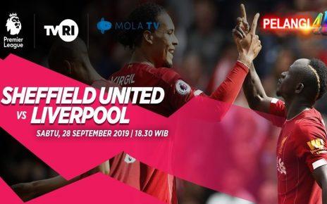 Prediksi Sheffield United vs Liverpool 28 September 2019