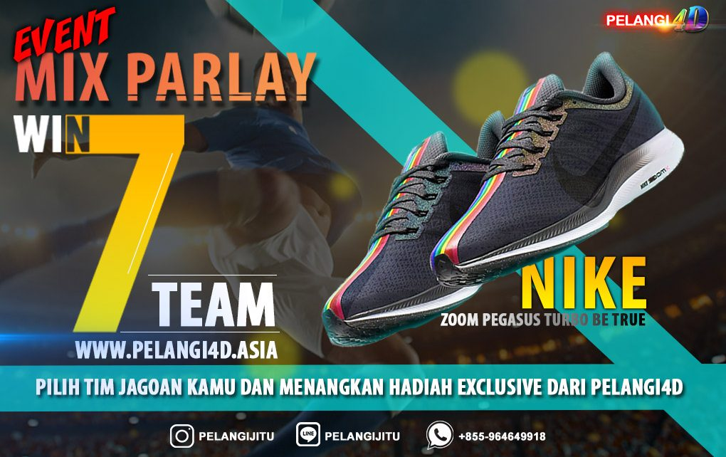 Event Mix Parlay Pelangi4D Special September