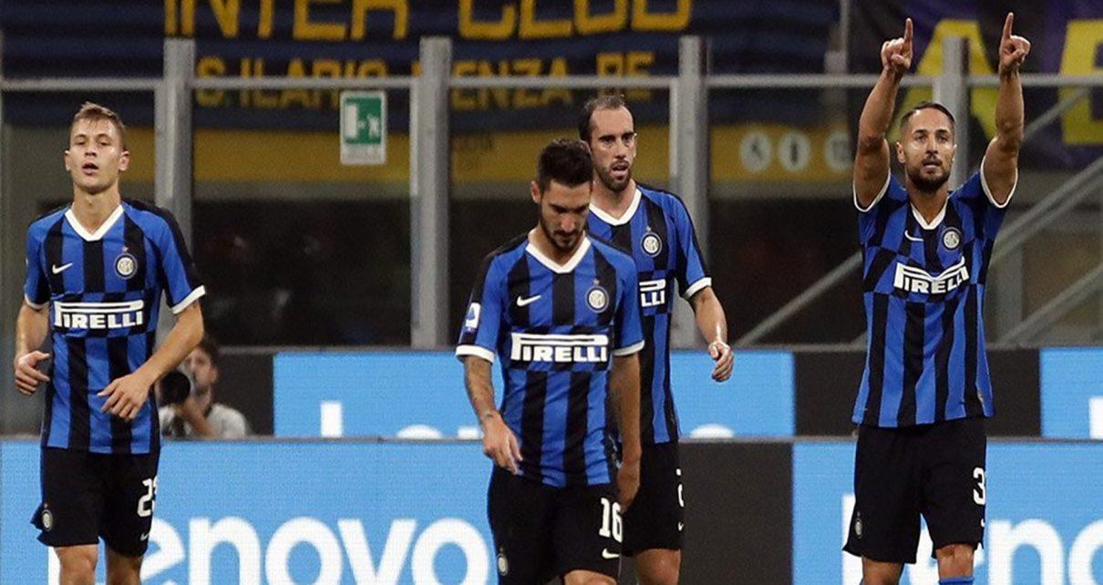 Hasil Pertandingan Inter Milan vs Lazio: Skor 1-0