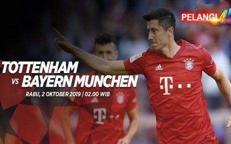 Prediksi Tottenham vs Bayern Munchen 2 Oktober 2019