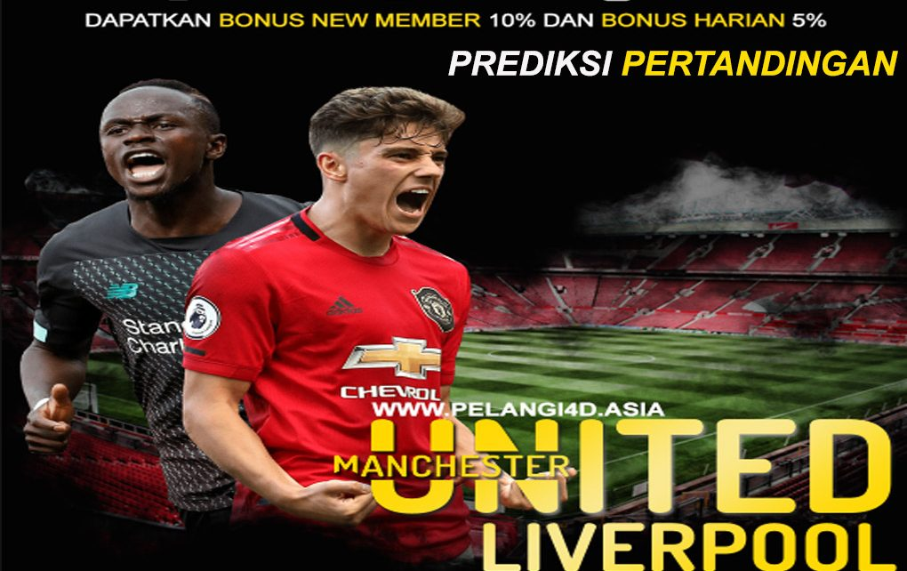 Prediksi Pertandingan Manchester United Vs Liverpool