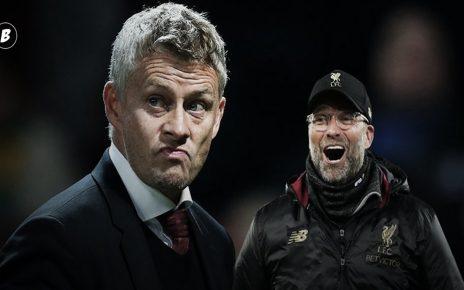Perkiraan Susunan Pemain Manchester United vs Liverpool