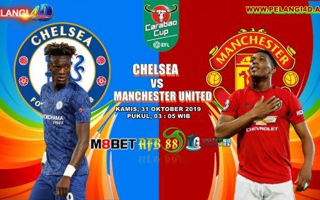 Prediksi Chelsea vs Manchester United 31 Oktober 2019