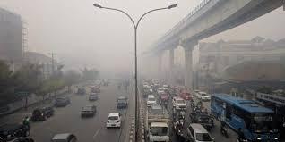 Kualitas Udara Sumatera Selatan Berbahaya Sekolah Diliburkan