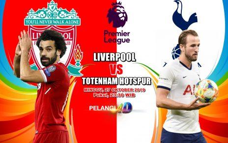 Prediksi Liverpool vs Tottenham 27 Oktober 2019