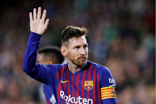 Messi Pernah Berniat Tinggalkan Barcelona