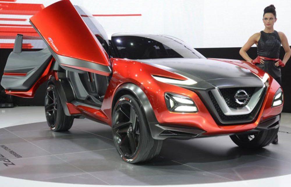 Konsep Nissan Mejeng di Tokyo Motor Show