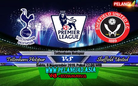 Prediksi Bola Tottenham Hotspur vs Sheffield United 9 November 2019