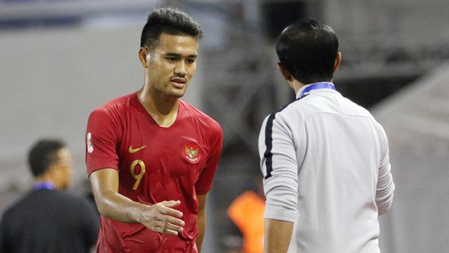Pelatih Timnas Indonesia Ganti Rafli dan Firza Andika