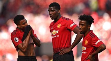 Meski Melempem MU Menjadi Tim Paling Banyak Dilanggar di Liga Inggris