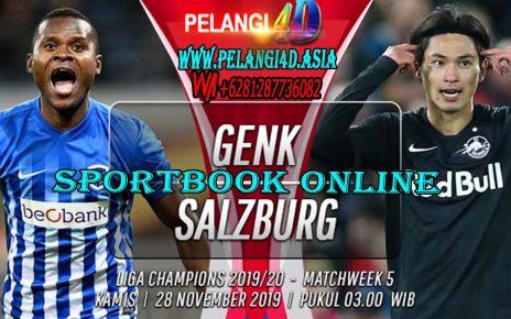 Prediksi Racing Genk vs Red Bull Salzburg 28 November 2019