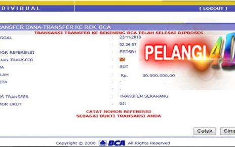 Bukti Jacpot Member Pelangi4d 30.000.000 Kami Bayar Lunas !!!