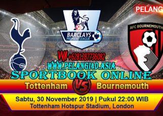 Prediksi Bola Tottenham Hotspur vs Bournemouth 30 November 2019