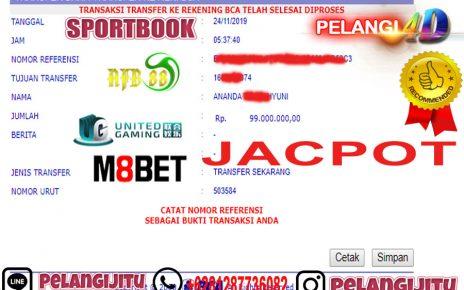 Bukti Jacpot Member Pelangi4d 90.000.000 Kami Bayar Lunas. Tanpa Tipu-Tipu !!!