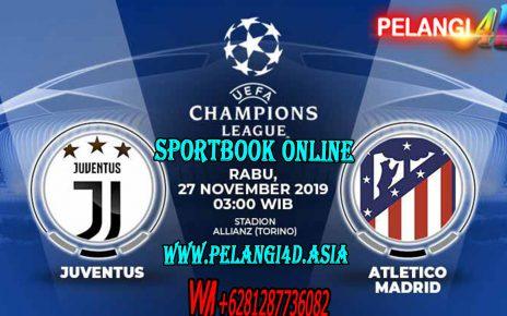 Prediksi Pertandingan Liga Champions Juventus vs Atletico