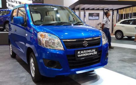 Gunakan Mesin Baru Harga Suzuki Wagon R Naik