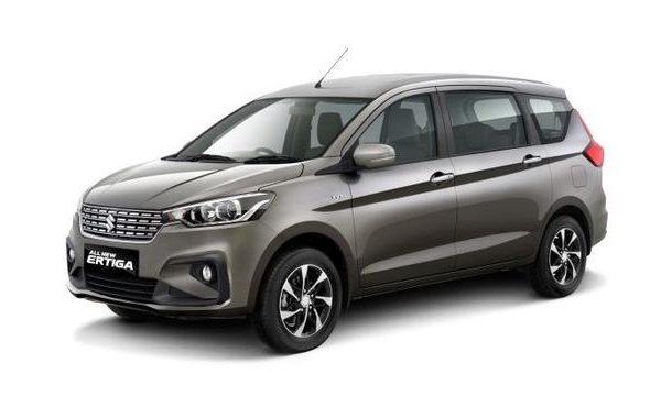 Suzuki Bakal Luncurkan Ertiga Listrik