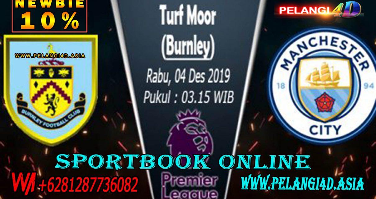 Prediksi Burnley Vs Manchester City 04 Desember 2019 Pukul 03.15 WIB