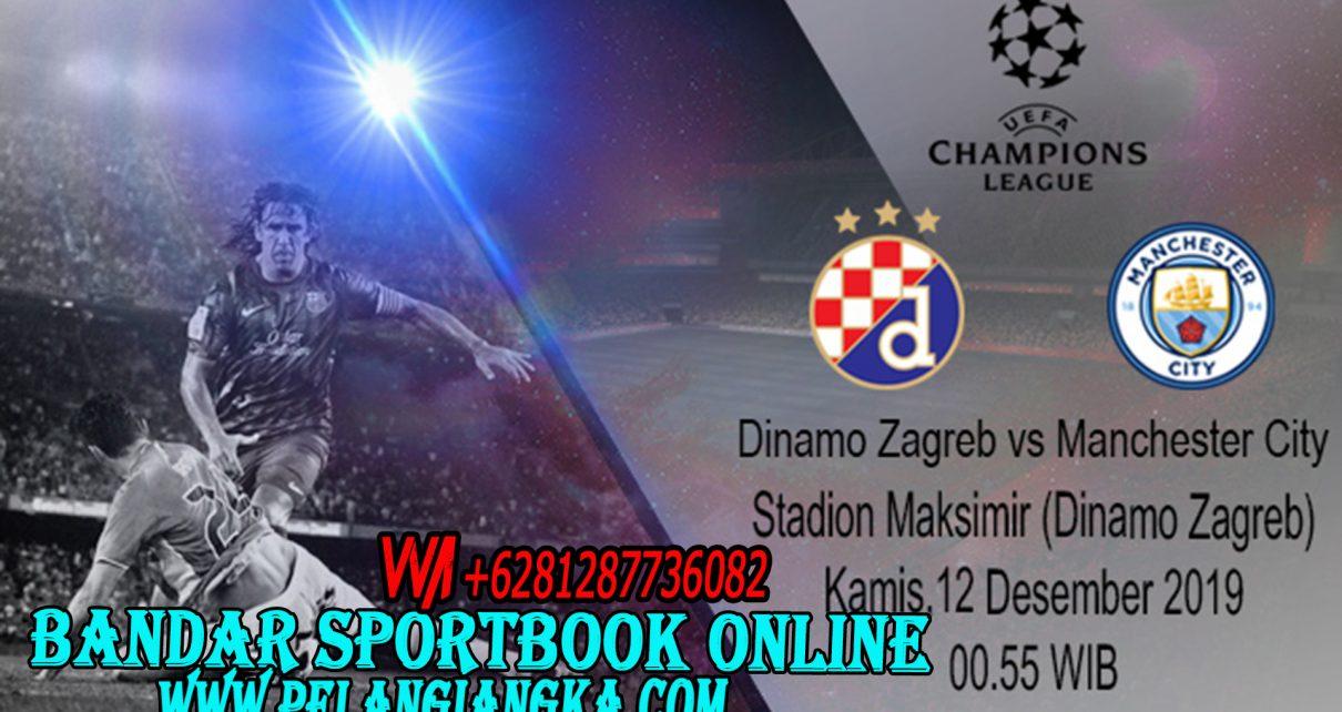 Prediksi Dinamo Zagreb Vs Manchester City 12 Desember 2019 Pukul 00.55 WIB