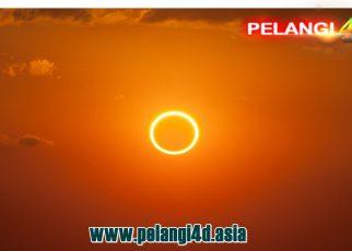 Fakta menarik Tentang Gerhana Matahari Cincin 26 Desember 2019